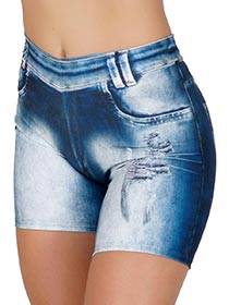 Bermuda Fake Jeans Juliana